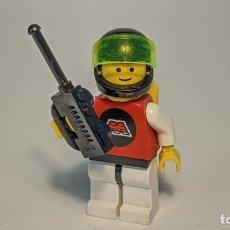 """Juegos construcción - Lego: MAN """"M"""" W/ AIRTANKS 6989 6956 1478 6704 6923 6896 - LEGO SPACE LEGO MINIFIGURE - SP033. Lote 271647368"""