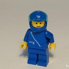 Juegos construcción - Lego: MAN BUE JACKET W/ ZIPPER 6395 6396 6529 1898 - LEGO CLASSIC TOWN LEGO MINIFIGURE - ZIP004. Lote 271649548