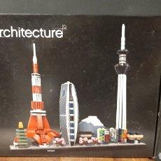 Jogos construção - Lego: JUEGO DE CONSTRUCCIÓN LEGO ARCHITECTURE RF21051 TOKYO JAPÓN. Lote 271805533