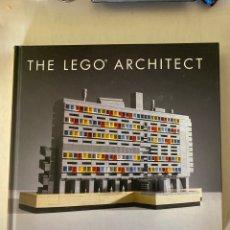 Juegos construcción - Lego: THE LEGO ARCHITECT-TOM ALPHIN-2015-PRIMERA EDICION-186 PAG-NUEVO. Lote 272177688