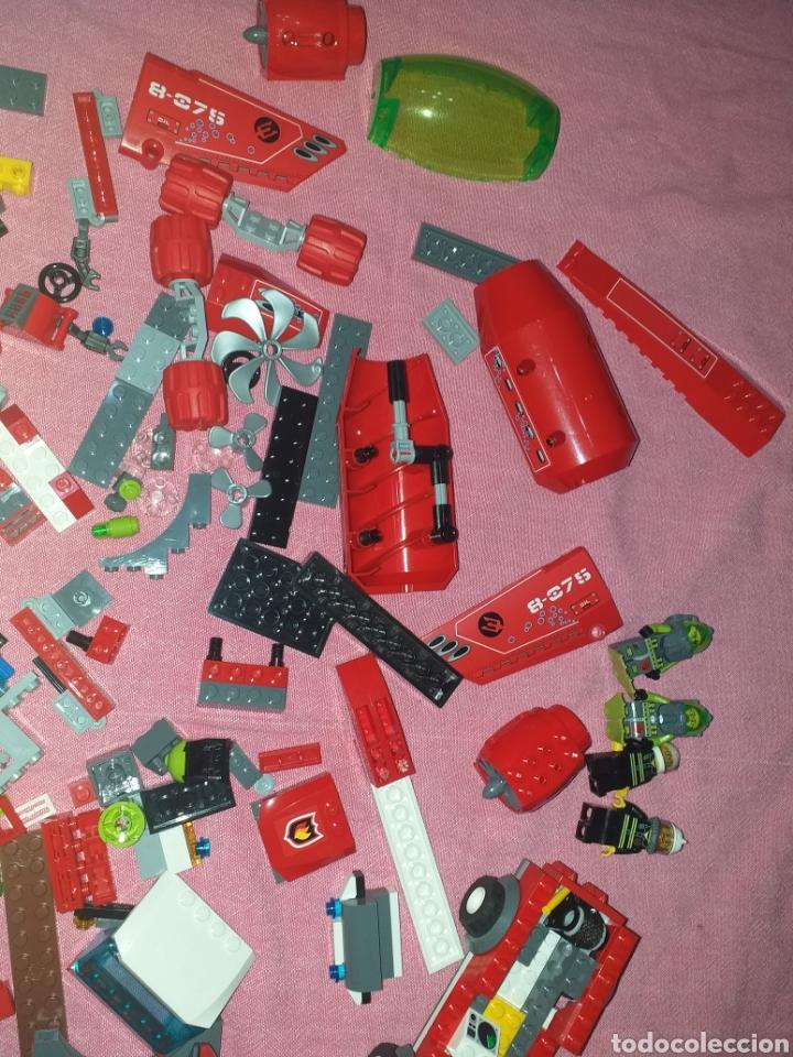 Juegos construcción - Lego: despiece de lego helicóptero bomberos más atlantis - Foto 2 - 272286433