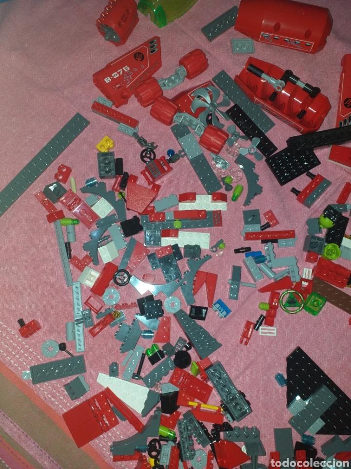 Juegos construcción - Lego: despiece de lego helicóptero bomberos más atlantis - Foto 3 - 272286433