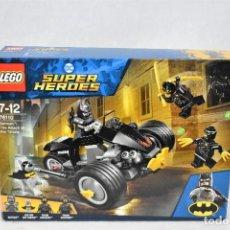 Juegos construcción - Lego: LEGO 76110 SUPER HÉROES. Lote 273595763