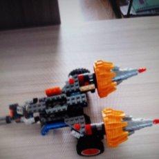 Juegos construcción - Lego: PIEZA DE ARTILLERIA LEGO, CAÑONES LASER. Lote 274577298