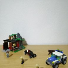 Juegos construcción - Lego: LEGO CITY 4438 - GUARIDA DE LOS LADRONES. Lote 275148443