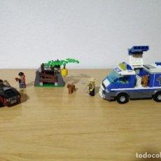 Juegos construcción - Lego: LEGO CITY 4441 - FURGONETA DE PERROS POLICÍAS. Lote 275148573