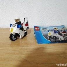 Juegos construcción - Lego: LEGO CITY 7235 - MOTO POLICÍA. Lote 275148688