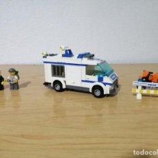 Juegos construcción - Lego: LEGO CITY 7286 - TRANSPORTE DE PRISIONEROS. Lote 275148883