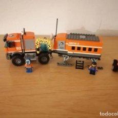 Juegos construcción - Lego: LEGO CITY 60035 - CENTRO DE CONTROL ÁRTICO. Lote 275149193