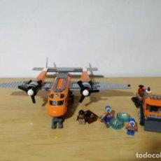 Juegos construcción - Lego: LEGO CITY 60064 - AVIÓN DE MERCANCÍAS ÁRTICO. Lote 275149308