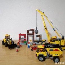 Juegos construcción - Lego: LEGO CITY 60076 - SOLAR DE DEMOLICIÓN. Lote 275149383