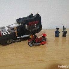 Juegos construcción - Lego: LEGO MONSTERS FIGHT 9464 - EL SUSTOMOVIL DEL VAMPIRO. Lote 275149783