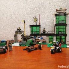 Juegos construcción - Lego: LEGO SYSTEM 6332 - CENTRAL DE POLICÍA. Lote 275151763