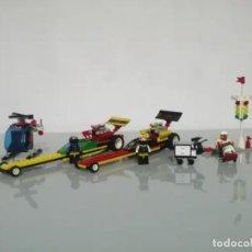 Juegos construcción - Lego: LEGO SYSTEM 6568 - RALLY DE CARRERAS. Lote 275152673