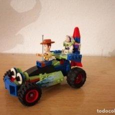 Juegos construcción - Lego: LEGO TOY STORY 7590 - BUZZ Y WOODY AL RESCATE. Lote 275154478
