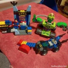 Juegos construcción - Lego: LEGO 10724 JUNIORS BATMAN Y SUPERMAN VS LEX LUTHOR. Lote 275729923