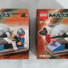 """Jogos construção - Lego: LEGO LOTE DOS NAVES """"LIFE ON MARS"""" REF. 7310 ¡NUEVO!. Lote 275732908"""