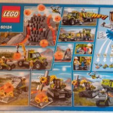 Juegos construcción - Lego: LEGO CITY 60124. Lote 275934793