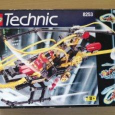Juegos construcción - Lego: LEGO 8253 TECHNIC DEL AÑO 1999 RARO Y DESCATALOGADÍSIMO. Lote 276017773