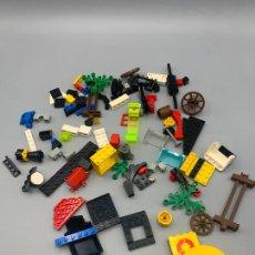 Jogos construção - Lego: LEGO SURTIDO DE PIEZAS SUELTAS 7. Lote 276292213