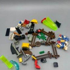 Jogos construção - Lego: LEGO SURTIDO DE PIEZAS SUELTAS 8. Lote 276292383
