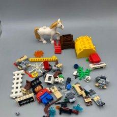 Jogos construção - Lego: LEGO SURTIDO DE PIEZAS SUELTAS 10. Lote 276292523