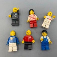 Jogos construção - Lego: LEGO SURTIDO DE FIGURAS VARIOS MODELOS 2. Lote 276292658