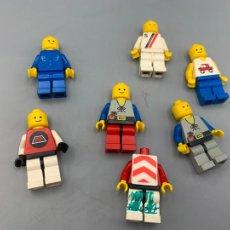 Jogos construção - Lego: LEGO SURTIDO DE FIGURAS VARIOS MODELOS 3. Lote 276292693