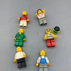 Jogos construção - Lego: LEGO SURTIDO DE FIGURAS VARIOS MODELOS 4. Lote 276296483