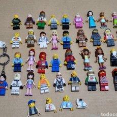 Juegos construcción - Lego: LOTE DE FIGURITAS LEGO. Lote 276389438