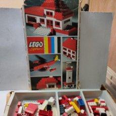 Juegos construcción - Lego: LEGO SYSTEM REF.044 DEL AÑO 1967 EN CAJA ORIGINAL DIFÍCIL. Lote 276746628