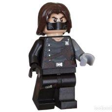 Jogos construção - Lego: LEGO 6119216 FIGURA WINTER SOLDIER AVENGERS (MARVEL SUPER HEROES). NUEVO EN BOLSA!!.. Lote 276967103