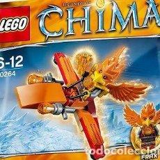 Juegos construcción - Lego: LEGO 30264 FRAX'S PHOENIX FLYER (LEGENDS OF CHIMA. EN SOBRE). Lote 277050943