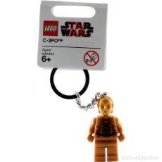 Juegos construcción - Lego: LLAVERO LEGO 852837 C-3PO / C3PO (STAR WARS). NUEVO!!, SUELTO CON ETIQUETAS.. Lote 277070103