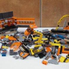 Jogos construção - Lego: LOTE VARIADO DE PIEZAS LEGO - PESO 750G. Lote 277071343