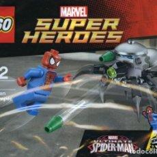 Juegos construcción - Lego: LEGO 30305 SPIDER-MAN SUPER JUMPER (MARVEL SUPER HEROES). NUEVO EN BOLSITA!!.. Lote 277254493