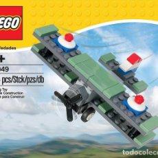 Juegos construcción - Lego: LEGO SOPWITH CAMEL (40049). SUELTO, EN BOLSITA DE LEGO.. Lote 277256038