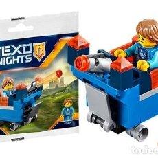 Juegos construcción - Lego: LEGO 30372 ROBIN'S MINI FORTREX / FORTALEZA SET (NEXO KNIGHTS). NUEVO EN SOBRE!!.. Lote 277261688