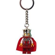 Juegos construcción - Lego: LLAVERO LEGO 852958 REY DEL CASTILLO (LEGO KINGDOMS). NUEVO!!.. Lote 277262498