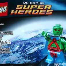 Juegos construcción - Lego: LEGO MINIFIGURA 5002126 MARTIAN MANHUNTER (SOBRE / DC COMICS). NUEVO!!. EN SOBRE DE LEGO.. Lote 277280818