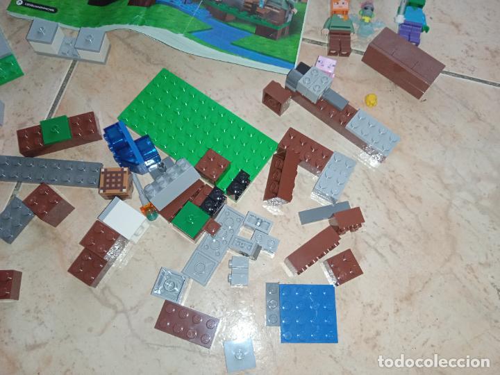 Juegos construcción - Lego: THE IRON GOLEM 21123 LEGO MINECRAFT LEGO SET - Foto 5 - 277420868