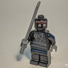 Giochi costruzione - Lego: FOOT SOLDIER 79100 79101 79102 79103 79122 – LEGO NINJA TURTLES LEGO MINIFIGURE MINI FIGURE - TNT011. Lote 277640198