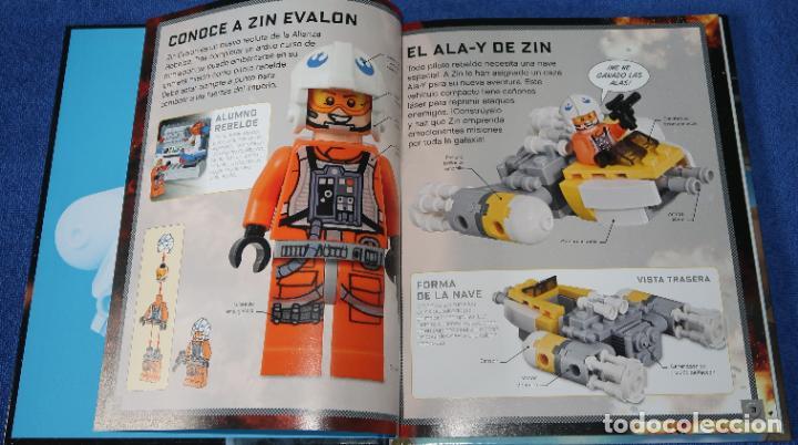 Juegos construcción - Lego: Construye tu propia aventura - Lego - Star Wars - Disney (2017) - Foto 4 - 277668043