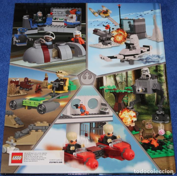 Juegos construcción - Lego: Construye tu propia aventura - Lego - Star Wars - Disney (2017) - Foto 5 - 277668043
