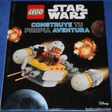 Juegos construcción - Lego: CONSTRUYE TU PROPIA AVENTURA - LEGO - STAR WARS - DISNEY (2017). Lote 277668043