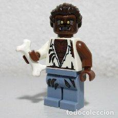 Juegos construcción - Lego: LEGO 8804 FIGURA DE HOMBRE LOBO. FIGURA SUELTA, SIN USAR.. Lote 278639953