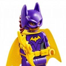 Juegos construcción - Lego: LEGO MINIFIGURA DE BATGIRL (BATMAN). FIGURA SUELTA. NUEVA.. Lote 278640118