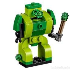 Juegos construcción - Lego: LEGO MINIFIGURA DE MEGA BLAST BOT (LAS SUPERNENAS). FIGURA SUELTA, YA MONTADA. EN BOLSITA.. Lote 278640498