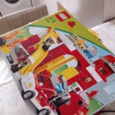 Juegos construcción - Lego: LEGO 6168 PARQUE DE BOMBEROS DUPLO.. Lote 279569338