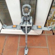Juegos construcción - Lego: LEGO STAR WARS NAVE B-WING REF 75050.. Lote 280380648